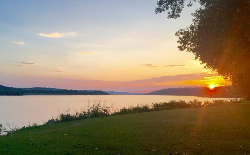 2016-9-9-white-oak-creek-sunset
