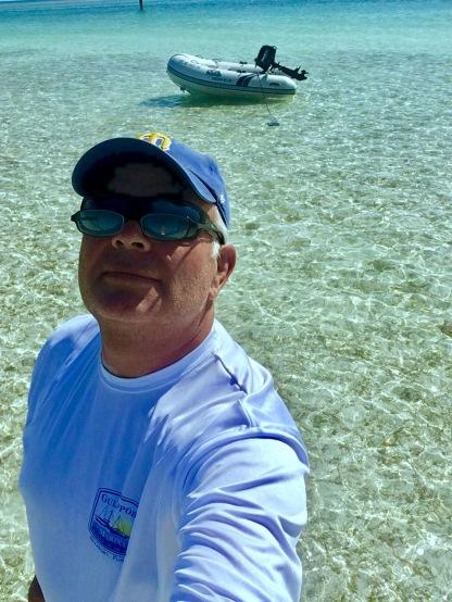 2017-3-17 N selfie sand bar