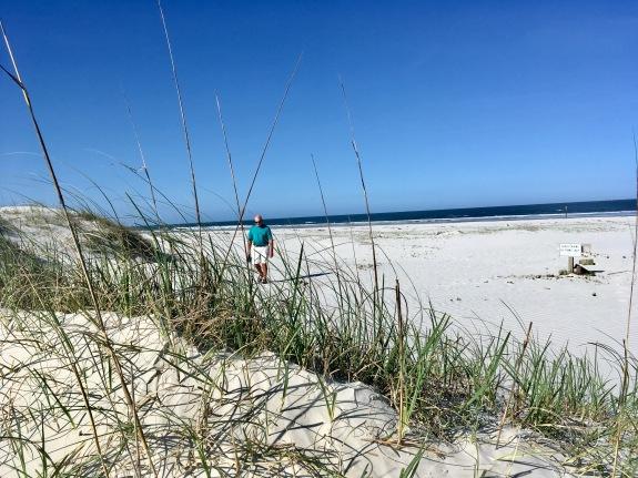 2017-4-18 N beach walk