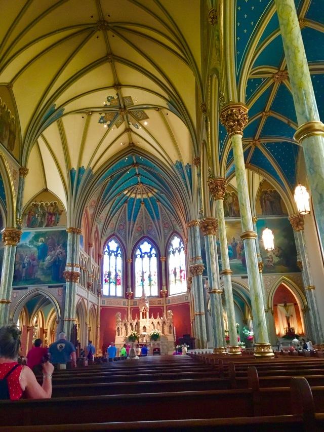 2017-4-22 catholic church st johns