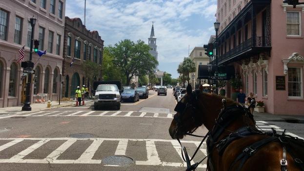 2017-4-28 horse church