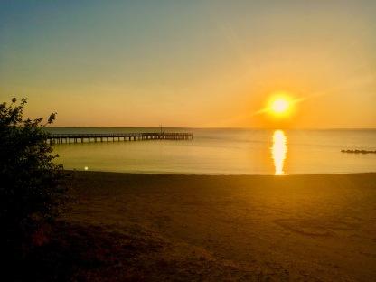 2017-5-22 sunrise colonial beach