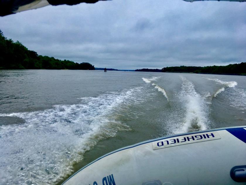 2017-5-30 good bye chesapeake