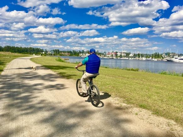 2017-5-9 n z bike river dunes