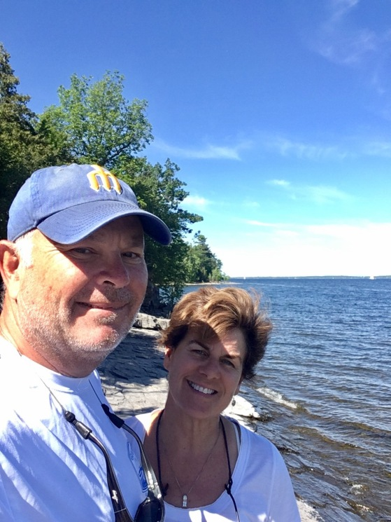 2017-6-16 bn selfie walk beach