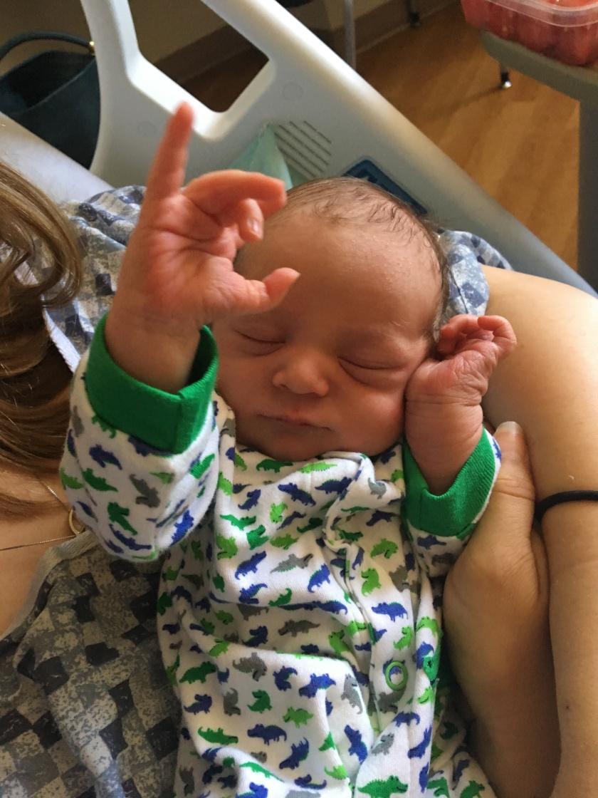 2017-6-28 baby hand