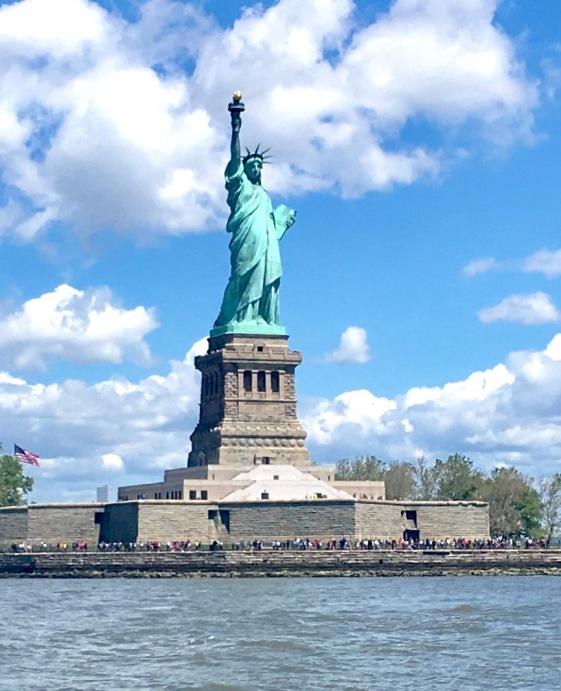 2017-6-4 Statue of Liberty