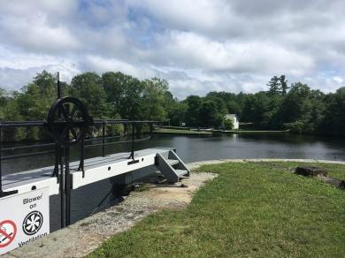 2017-7-5 one of last rideau locks