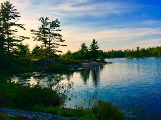 8-11 lake